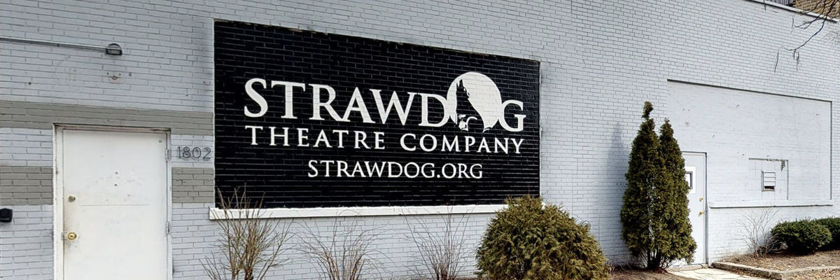 Strawdog front entrance.